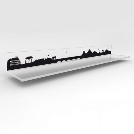 Skyline wall sticker da parete