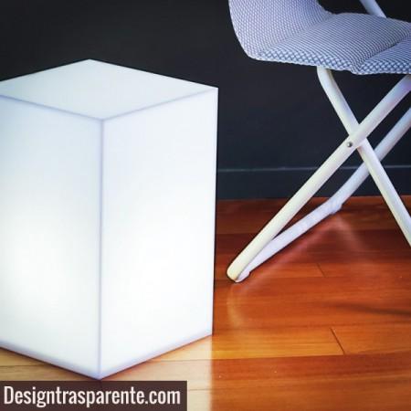 Acrylic table light
