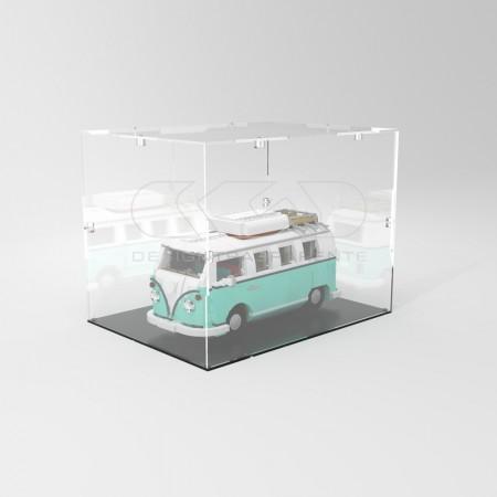 Teche in plexiglass su misura  per modellismo