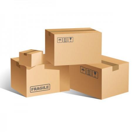 Cajas resistentes para embalaje, envío y mudanzas