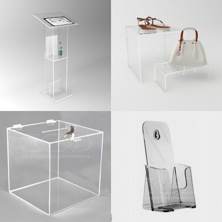 comunicazione visiva e lavorazioni in plexiglass su misura per le azienda