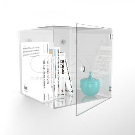Cubi plexiglass trasparente - No IKEA