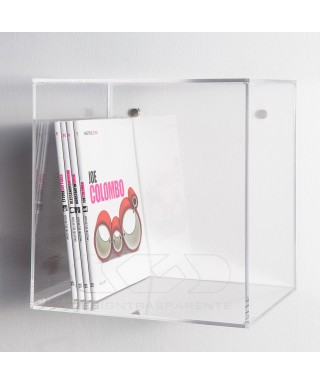 Acrylic Transparent wall cube
